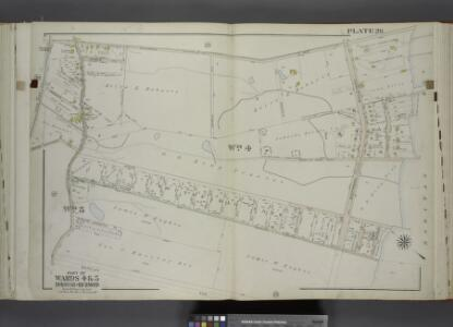 Part of Wards 4 & 5. [Map bound by Richmond Ave,      (Eltingville Ave), South Side Boulevard, Wakefield Road, Raritan Bay, Ocean      Driveway, Barclay Ave, Amboy Road, Arden Ave (Washington Ave), Staten Island     R.R.]