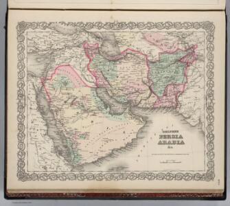 Persia  Arabia.