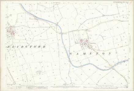Nottinghamshire XLII.11 (includes: Gamston; Holme Pierrepont; West Bridgford) - 25 Inch Map