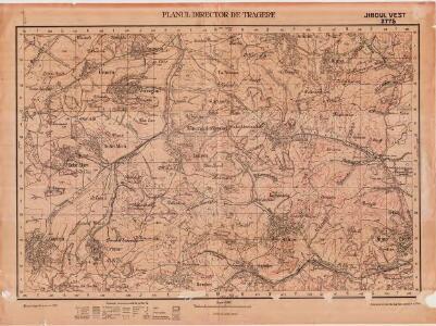 Lambert-Cholesky sheet 2775 (Jiboul Vest)