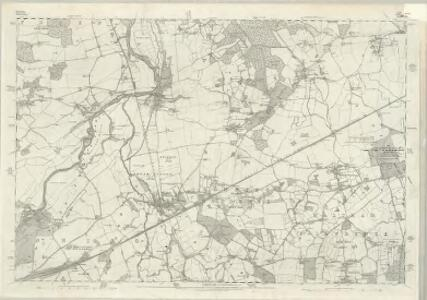 Berkshire XXVII - OS Six-Inch Map