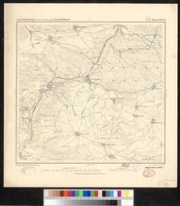 Meßtischblatt 2997 : Kranichfeld, 1888