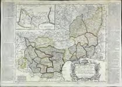 Gouvernement general du Languedoc comprenant deu géneralitéz qui sont Toulouse et Montpellier