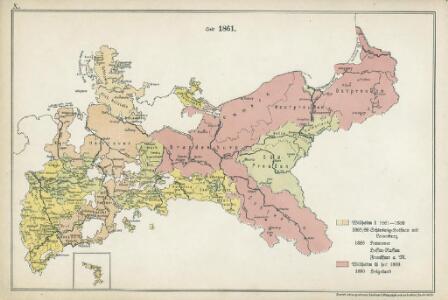 X. Seit 1861