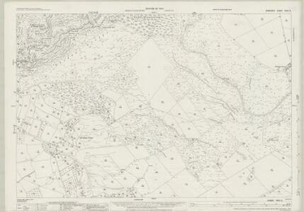 Somerset XXVII.2 (includes: Blagdon; Cheddar) - 25 Inch Map