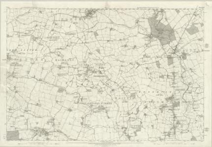 Essex XLII - OS Six-Inch Map