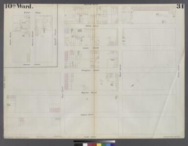 [Plate 31: Map bounded by Warren Street, Nevins Street, Union Street, Hoyt Street]