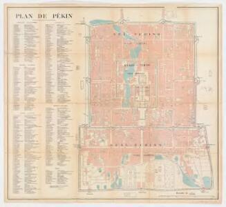 Plan de Pékin