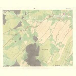 Schönwald (Schömwaldy) - m2321-6-005 - Kaiserpflichtexemplar der Landkarten des stabilen Katasters