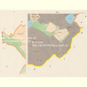 Natschung - c4936-1-001 - Kaiserpflichtexemplar der Landkarten des stabilen Katasters
