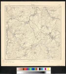 Meßtischblatt 134 : Treuen, 1921