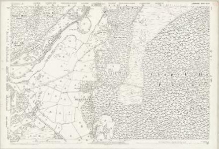 Lancashire VIII.15 (includes: Colton; Staveley; Windermere) - 25 Inch Map