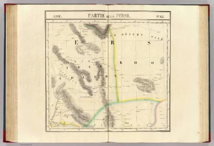 Partie, la Perse. Asie 65.
