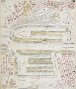 Insurance Plan of Glasgow Vol. V: sheet 211