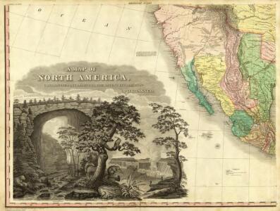 North America...S.W. Sheet.