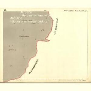 Wassersuppen - c5024-1-006 - Kaiserpflichtexemplar der Landkarten des stabilen Katasters