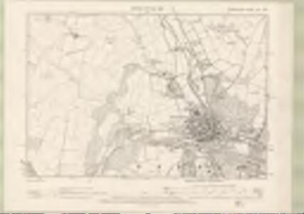 Peebles-shire Sheet XIII.NW - OS 6 Inch map