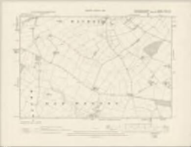 Northamptonshire XXVII.SE - OS Six-Inch Map