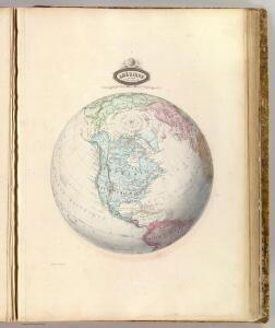 Amerique du Nord spheroidale.