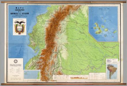 Ecuador -- Physical