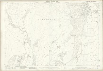 Cumberland LXXXVI.15 (includes: Broughton West) - 25 Inch Map