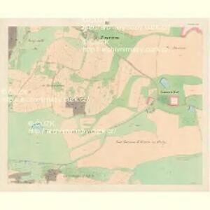 Prabsch - c8779-1-003 - Kaiserpflichtexemplar der Landkarten des stabilen Katasters
