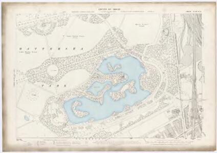 London XI.21 - OS London Town Plan