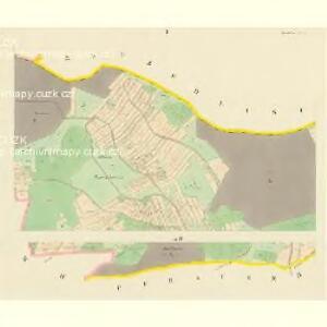 Wusleben - c0323-1-001 - Kaiserpflichtexemplar der Landkarten des stabilen Katasters