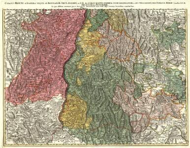 Cursus Rheni à Basilea usque ad Bonnam III. Sect.
