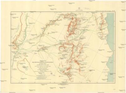 Die krystallinischen Küstengebirge am Roten Meer zwischen 26°40 ́ u[nd] 27°30 ́ n. Br