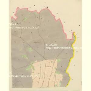 Lom - c4226-1-001 - Kaiserpflichtexemplar der Landkarten des stabilen Katasters
