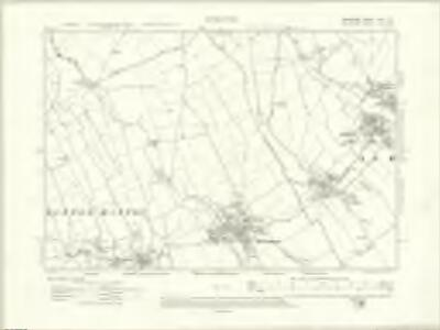 Berkshire XVIII.NE - OS Six-Inch Map