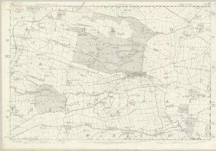 Durham XLVII - OS Six-Inch Map