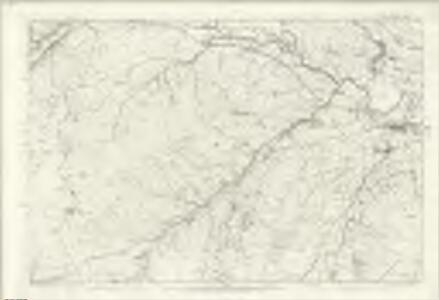 Yorkshire LXV - OS Six-Inch Map
