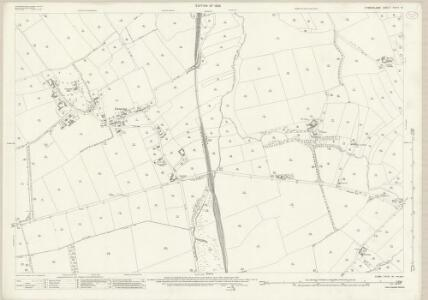 Cumberland XXVIII.14 (includes: Aspatria) - 25 Inch Map