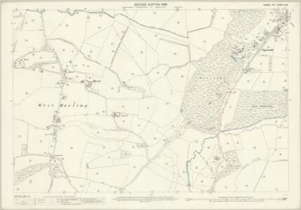 Sussex XX.16 (includes: Harting) - 25 Inch Map