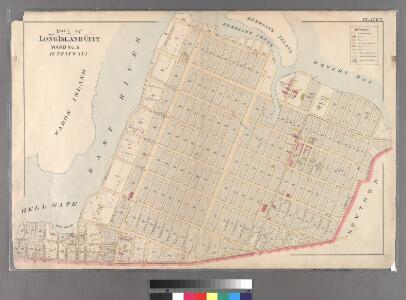 Part of Long Island City, Ward No. 5 (Steinway)