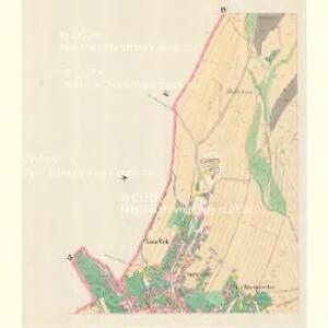 Schönberg - m3071-1-004 - Kaiserpflichtexemplar der Landkarten des stabilen Katasters