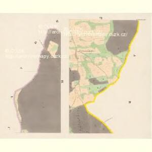Mrzitsch - c4880-1-005 - Kaiserpflichtexemplar der Landkarten des stabilen Katasters