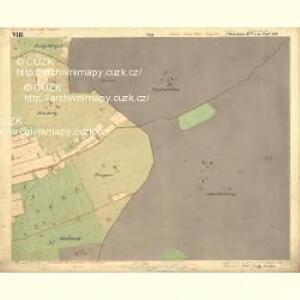 Passeken - c5642-1-012 - Kaiserpflichtexemplar der Landkarten des stabilen Katasters