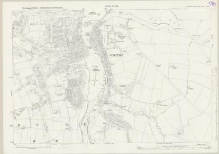 Yorkshire XXXII.7 (includes: Hawsker With Stainsacre; Whitby) - 25 Inch Map