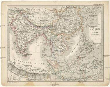 Ostindien und China