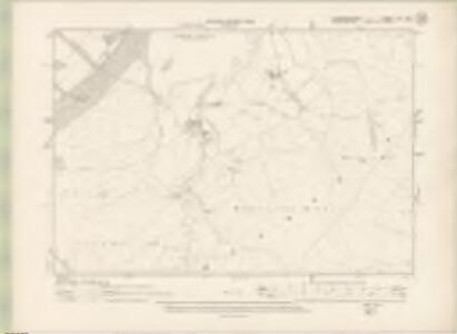 Edinburghshire Sheet XX.SW - OS 6 Inch map