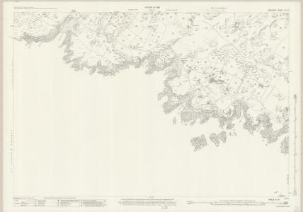 Anglesey XI.10 (includes: Holyhead Rural) - 25 Inch Map
