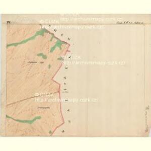 Zlabings - m2780-1-014 - Kaiserpflichtexemplar der Landkarten des stabilen Katasters