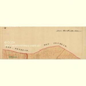 Schaffa - m2998-1-009 - Kaiserpflichtexemplar der Landkarten des stabilen Katasters