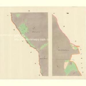 Friedrichsdorf - m0045-1-007 - Kaiserpflichtexemplar der Landkarten des stabilen Katasters