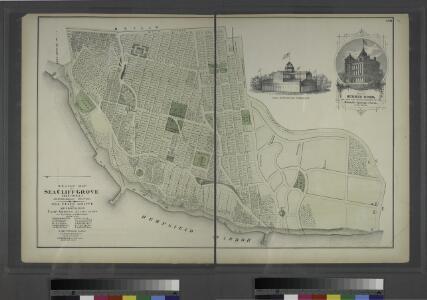 Design Map of Sea Cliff Grove, Glen Cove, L.I.