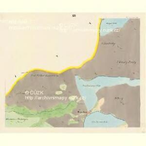 Kardaschrzetschitz - c3049-1-011 - Kaiserpflichtexemplar der Landkarten des stabilen Katasters