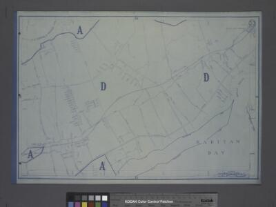 Area District Map Section No. 33; Area district map / City of New York, Board of Estimate and Apportionment.